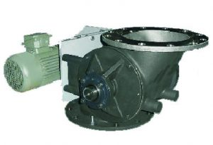Side Entry Side Discharge Rotary Airlock Valves